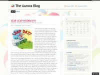 The Aurora Blog