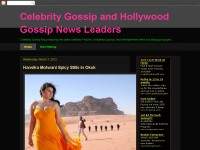 Celebrity Gossip and Hollywood Gossip News Leaders