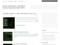 Heroes of Newerth – HoN Mods Downloads