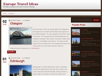 Europe Travel Ideas