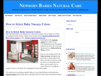 Newborn Babies Natural Care