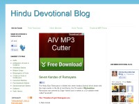 Hindu Devotional Website
