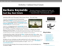 Berkeley Hills and Thousand Oaks Home Prices