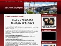 Finding a REALTOR® Is as Easy as ABC's