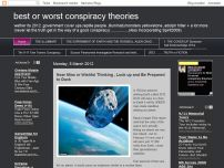 best or worst conspiracy theories