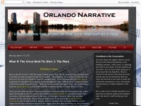 Orlando Narrative