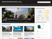 Dunas Douradas Beach Club Lifestyle and Property