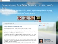 Sonoma County Real Estate Realtor and MLS Homes For Sale