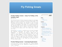 Fly Fishing Greats