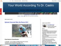 Your World According To Dr Castro