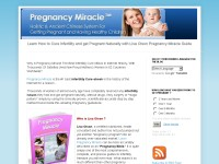 Lisa Olson Pregnancy Miracle Review - ebook Downlo