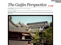 The Gaijin Perspective