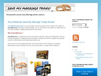Save My Marriage Today Review - Ebook Download ???