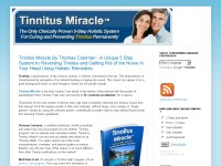 Does Tinnitus Miracle Work ???