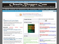 Create Traffic Pulling and Money Making Blog