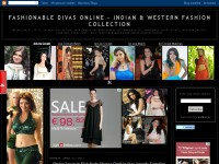 Fashionable Divas Online - Indian & Western Fashio