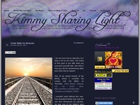 Kimmy Sharing Light