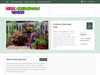 Free Gardening Ideas | Ideas for Gardening  | Gard