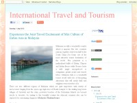 International Travel And Tourism