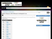 London Olympic 2012 Live Stream