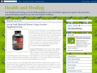 Health and Healing Natural Remedies from MyRemedyS