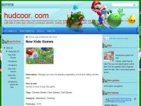 Play games online for kids include many games kids