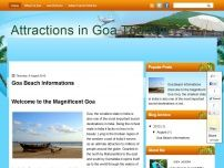attractions in goa tourism