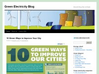 Green Electricity Blog