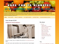 GAPS for T2 diabetes