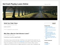 Get Cash Payday Loans Online
