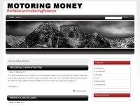 Motoring Money Blog