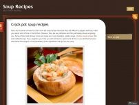 2012 soup recipes