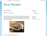 Camping soup recipes