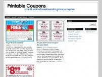 Printable Coupons Images