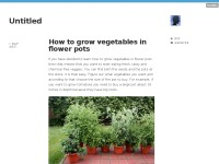 Learn how to grow spices