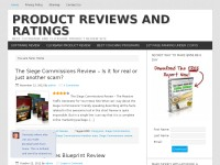 The Best and Honest Clickbank Product Review site