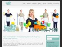 Tampa House Cleaning Services at Affordable Prices