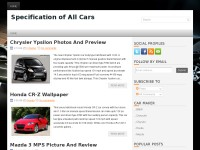 Cars Specifications News