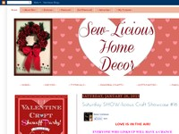 Sew-Licious Home Decor