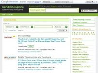 CandlerCoupons.com - Coupon Codes and Discounts