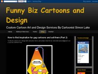Funny Biz Cartoons and Design