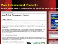 Male Enhancement for Men