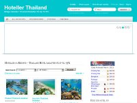 Thailand Hotel Discounts up to 75%