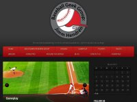 Baseball Geek Group: Jimm Hendren