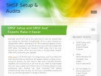 SMSF setup, Audits and investments strategies
