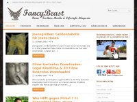 FancyBeast - Fashion Mode Lifestyle Blog
