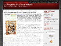 Buy Woman Men Adore ???