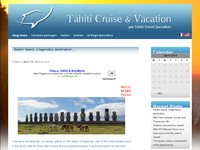 Tahiti Cruise and Vacation Blog
