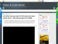 Silver & Gold World - Investing in Precious Metals