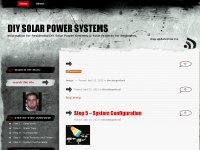 DIY Solar Power Systems & Projects